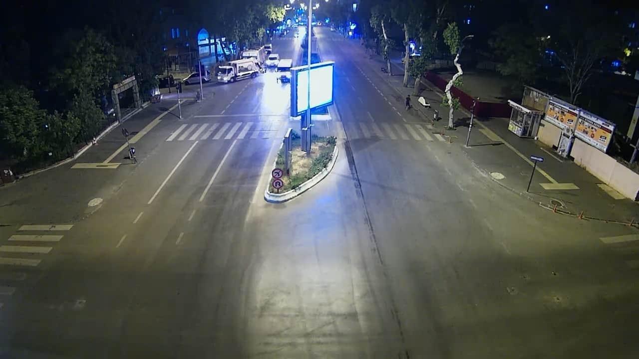 Kahramanmaraş şehir kameraları